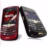 Aparelho Nextel Blackberry Preto Ou Vinho Novo