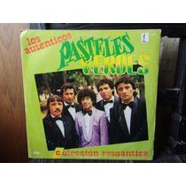 Vinilo Los Pasteles Verdes Coleccion Romantica