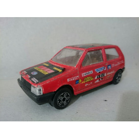 Fiat Uno - Bburago 1:43 Made In Italy (raro)