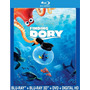 Blu-ray Finding Dory / Buscando A Dory 3d + 2d + Dvd