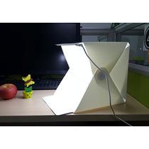 Fotografico Mini Studio Produtos Ecommerce C/ Luz Led Tenda