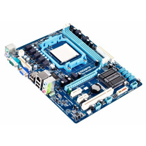 Kit Am3 Ga-m68mt-s2p + Processador Athlon 2 245 + 2g Memoria