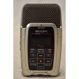 Gravador Digital Portátil Zoom H2 Handy Recorder