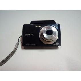 Câmera Digital Sony Cyber-shot Dsc-w510/b Preta