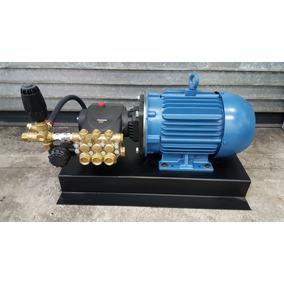 Hidrolavadora Industrial General Pump De 5hp Bifasico