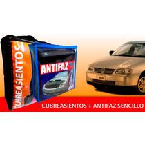 Derby 00 - 02 Cubreasientos + Antifaz Sencillo