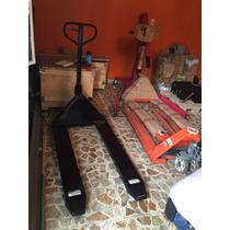 Patin Hidráulico Seminuevo Usado 2015 Modelo T4991 5436