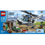 Lego City 60046 Helicóptero De Policía 528 Pzs