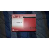 Nintendo 3ds Xl + 6 Juegos