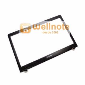 Moldura Para Tela Lcd Samsung Np270e5g Preto