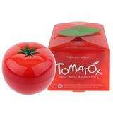 Tomatox Tonymoly Mascarilla Facial Koreana Empareja Blanquea