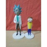 Figuras Rick And Morty Impresión 3d Pla
