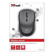 Mouse Trust Yvi Plus Ambidiestro Inalambrico Usb Wireless