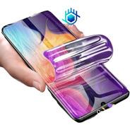 Mica Hidrogel Blue Ray Para iPhone Universal Personalizada
