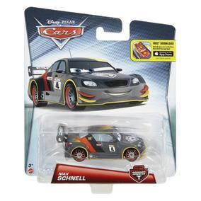 Cars Rayo Max Schnell Coleccion Carbono Disney Pixar No Suba