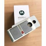 Motorola Zplay + Mod Jbl Regalo Blancos Libre Mimejorprecio