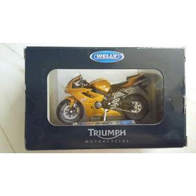 Miniatura Moto Triumph Daytona 675
