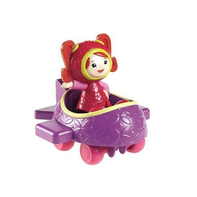 Juguetes Equipo Umizoomi Fisher-price Milli Y Umiplane Mor