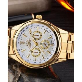 5ff6f19c887 Caixa De Relogio Chenxi - Relógios no Mercado Livre Brasil