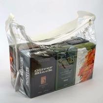 Eau De Parfum Oliver Black Kit Com 12 Unidades De 100ml