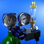 Co2 Regulador De Presión De La Válvula Magnética De La Burb