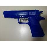 Pistola Revolver Grande Juguete Plastico Obras Juego Jodas