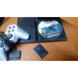 Playstation 2. Joystick. Memory Card 8mb. Volante Pc/ps2