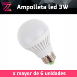 Ampolletas Led 3w X Mayor