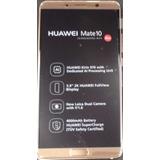 Huawei Mate 10 64gb 4gb Ram Dual 12mp+20mp Front 8mp 4000mah
