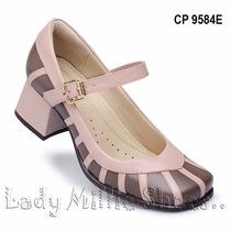 Sapato Boneca Estilo Retro (sistema Comfort) Cp 9584