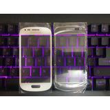 Gorilla Glass Cristal Touch Samsung Galaxy S3 Mini I8190 Bco