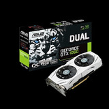 Tarjeta Grafica Dual Series Geforce Gtx 1060 O6g Gaming Asus
