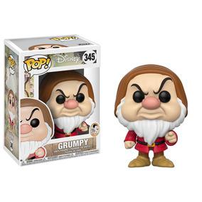 Figura Colección Pop Disney: Snow White - Grumpy Funko