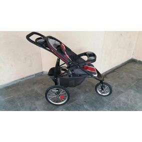 Carrinho Bebê Corrida 3 Rodas Graco Fastaction Fold Jogger