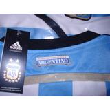 Camiseta Seleccion Argentina 2014 Niños adidas Original !!!