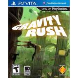 Gravity Rush Nuevo Ps Vita Dakmor Canje/venta