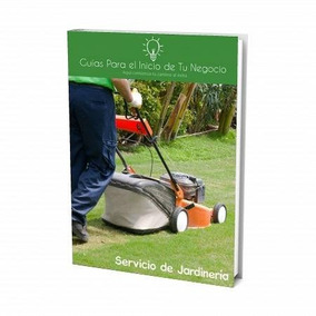 Abre Un Servicio De Jardinería