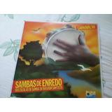 Lp/ Carnaval 90 Samba Enredo Das Escolas Da Baixada Santista