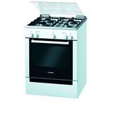Cocina A Gas Bosch Hgg223123p Color Blanca 60cm