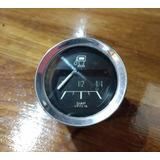 Reloj Indicador Nafta Universal Aro Cromado Siap