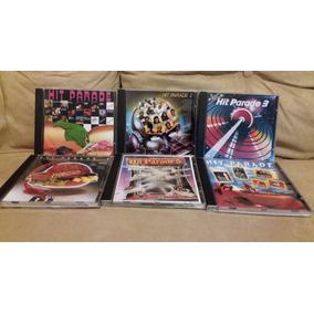 Coletânea Hit Parade - Volume 1,2,3,4,5,6 - (preço Por Cd)