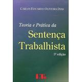 Teoria E Prática Da Sentença Trabalhista - 5ª Ed. 2013