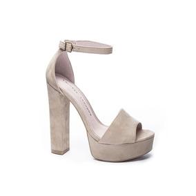 Zapato Dama Sandalia Avenue Beige Sandals Chinese Laundry