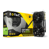 Nvidia Zotac Geforce 1070ti Mini 8gb Gddr5