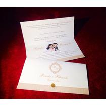Convites De Casamento Muito Barato R$1,00