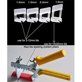 Anti Alturas Irregulares Kit Teja Sistema De Nivelación [100