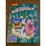 Las Aventuras De Bob Esponja ( Dvd )