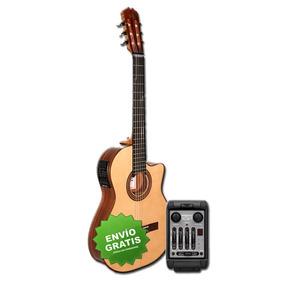 Guitarra La Alpujarra 85kec Fishman Prefix Plus T