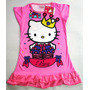 Camison Vestido Disney Hello Kitty Castillo Rosa