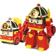 Robocar Poli Roy Vehículo Transformable 83170